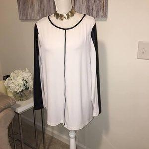 calvin klein longshirt for women size 0X